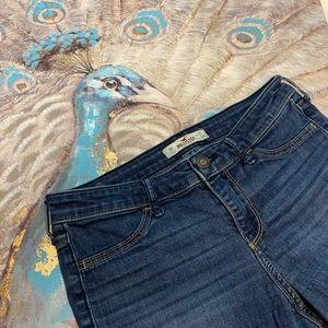 Hollister Skinny Jeans Dark wash